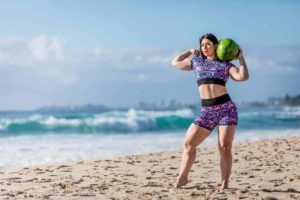 Kortney's 4 Week Arm Program